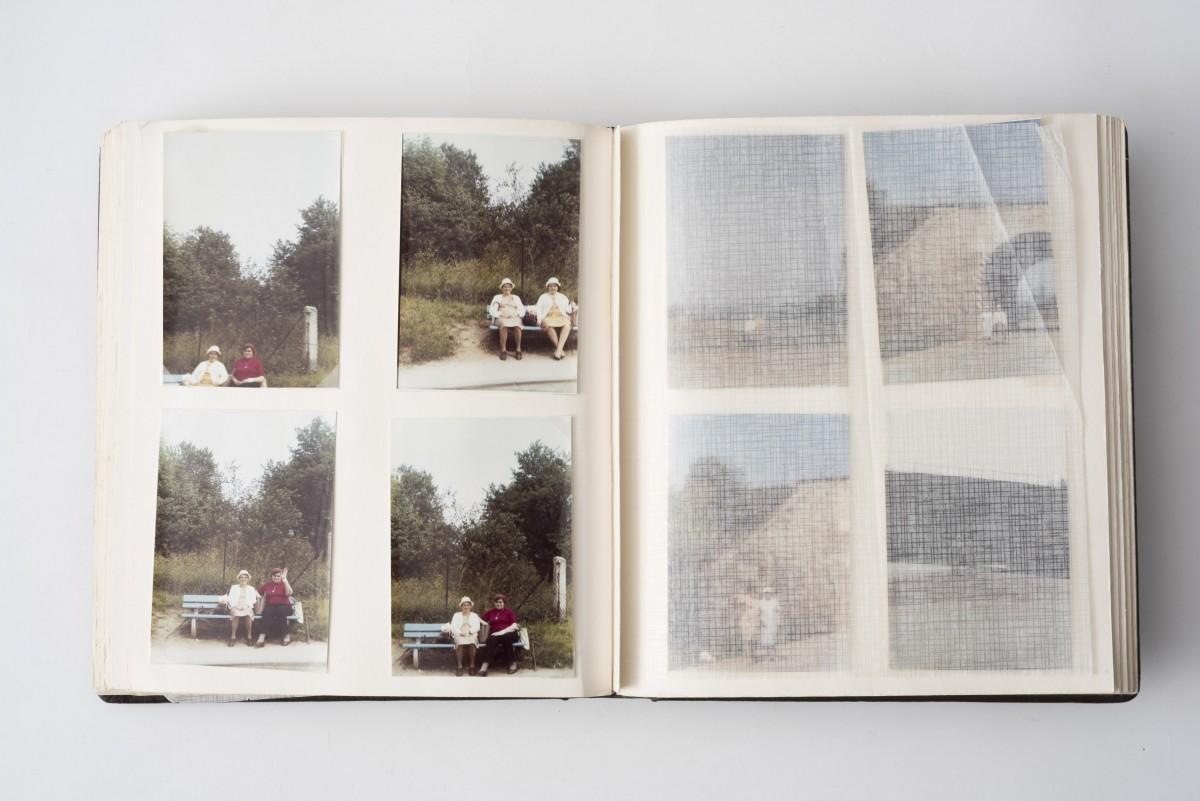 Fotoalbum, Fotograf unbekannt, Sammlung Werkbundarchiv –Museum der Dinge. Foto: Armin Herrmann