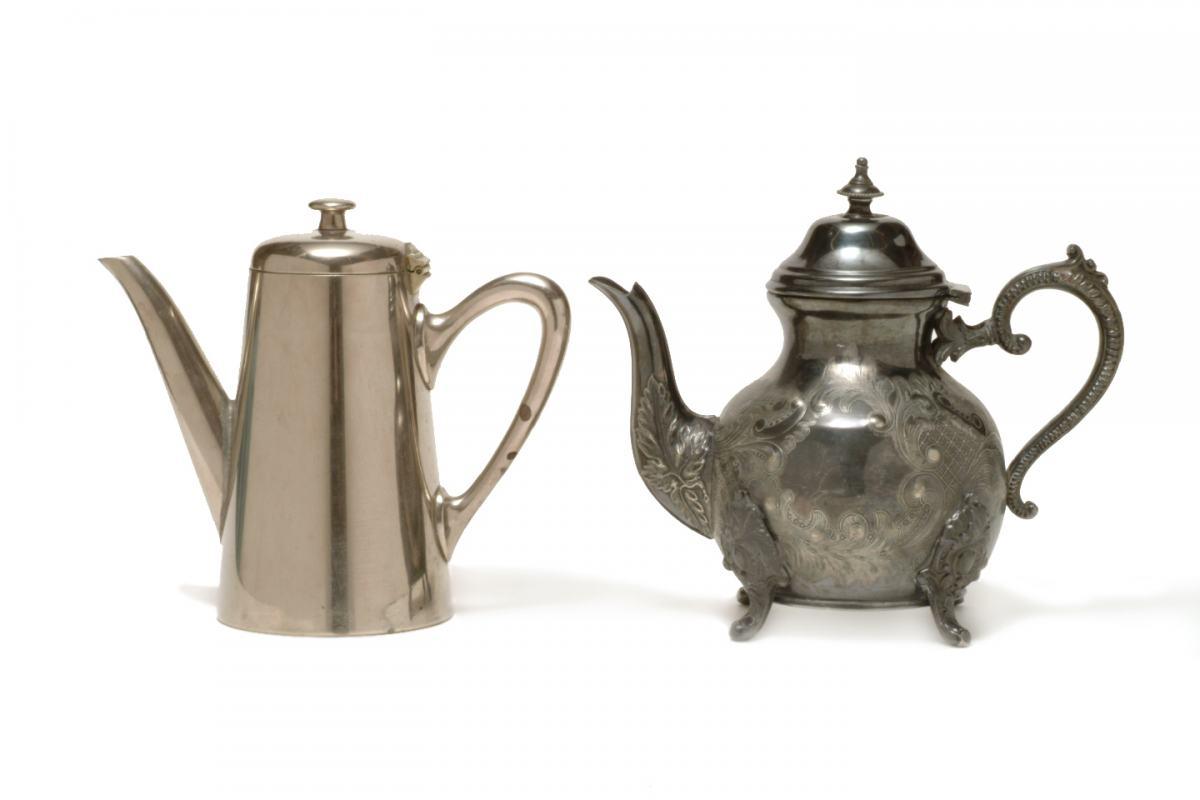 Kaffeekannen, Sammlung Werkbundarchiv - Museum der Dinge