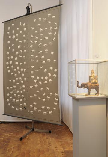 "Uli Westphal - ""Elephas Anthropogenus"""