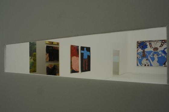 "Kerstin Schrems - ""Einzelausstellung"""