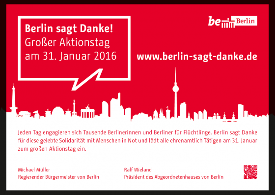 Logo Berlin sagt Danke