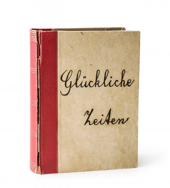 Fotoalbum Glueckliche Zeiten