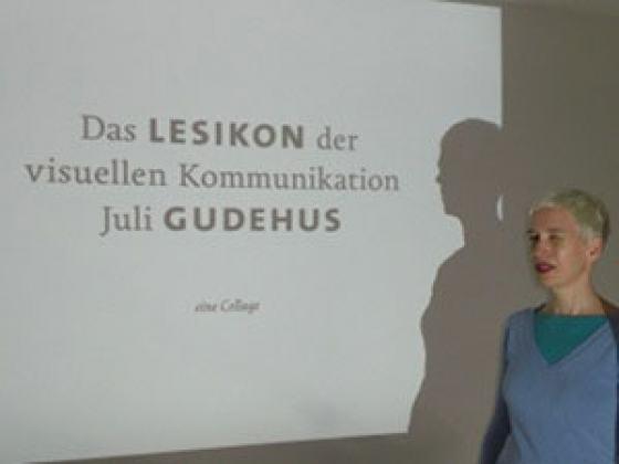 Lesikon der visuellen Kommunikation von Juli Gudehus