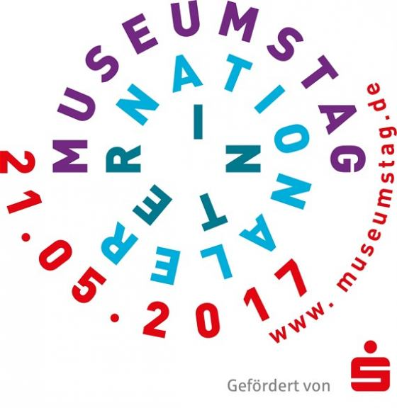 Logo des internationalen Museumstages 2017