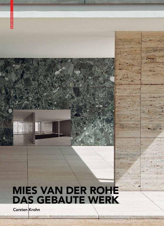 Buchcover Mies van der Rohe