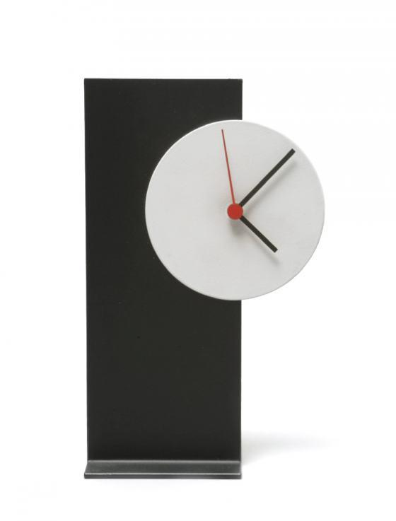 Uhr minimalistisch